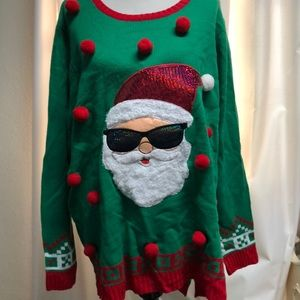 Cool Santa Sweater